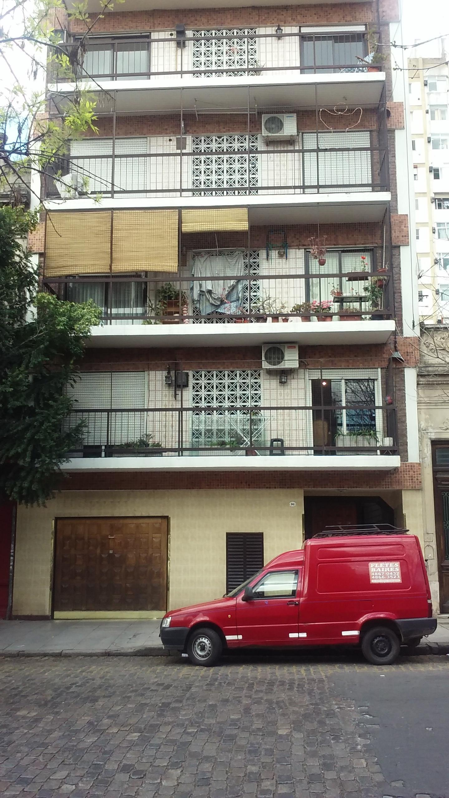 Foto Departamento en Venta |  en  Palermo ,  Capital Federal  Acevedo al 900