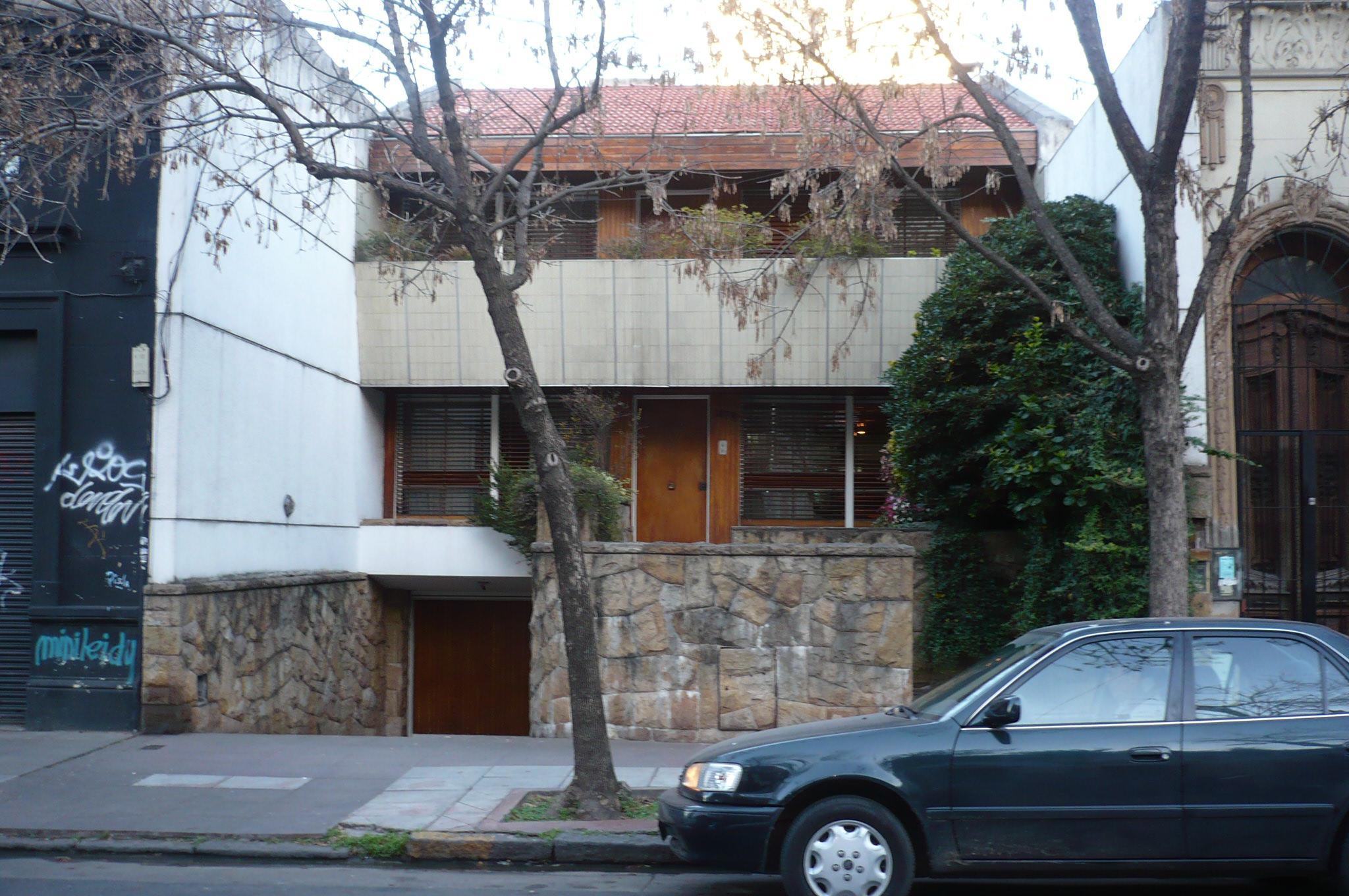 Foto Casa en Venta |  en  Palermo ,  Capital Federal  Araoz 1479