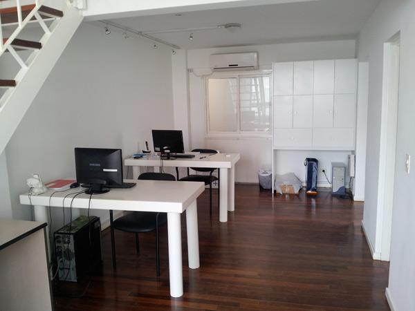 Foto Oficina en Venta    en  Palermo ,  Capital Federal  SINCLAIR y DEMARIA !!!! EXCELENTE OFICINA CON COCHERA