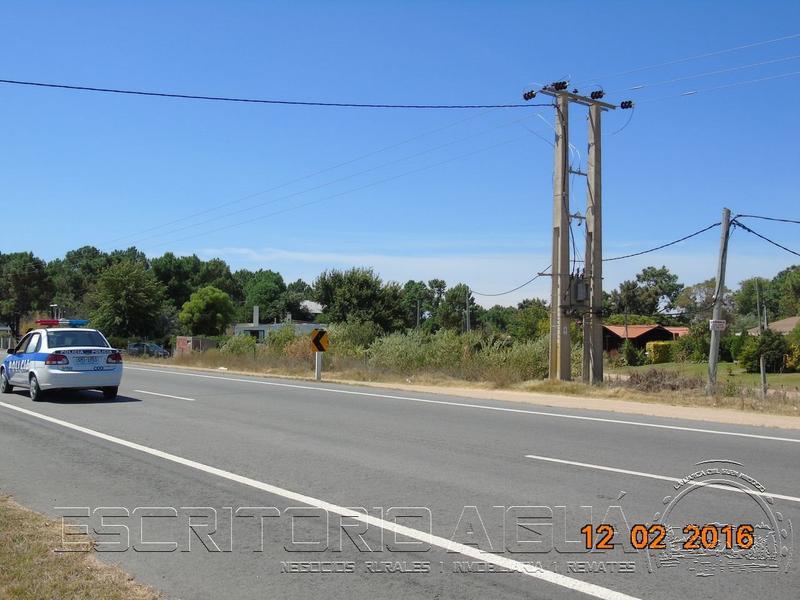 Foto Terreno en Venta en  Portezuelo ,  Maldonado  Ruta Interbalneario Km al 100