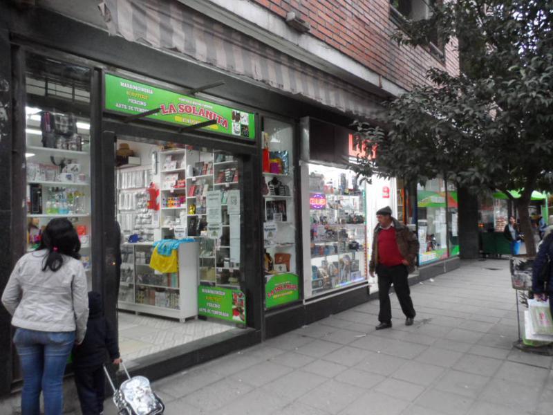 Foto Local en Venta en  Centro Sur,  San Miguel De Tucumán  Crisostomo al 500