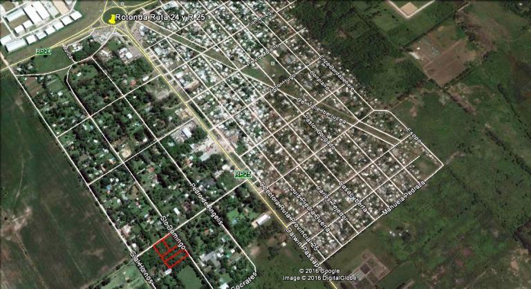 Foto Terreno en Venta en  Moreno ,  G.B.A. Zona Oeste  SANTO DOMINGO entre LAVALLE y