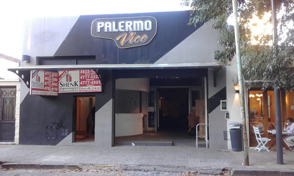 Foto Local en Alquiler en  Palermo ,  Capital Federal  EL SALVADOR 5729