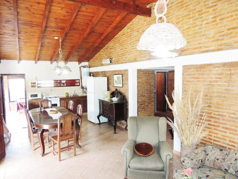 Foto Casa en Alquiler temporario en  Tafi Del Valle ,  Tucumán  Zona Lambedero - 10 personas