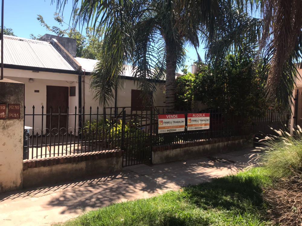 Foto Casa en Alquiler en  Mariano Moreno,  Presidencia Roque Saenz Peña  Mz 10 Pc 14