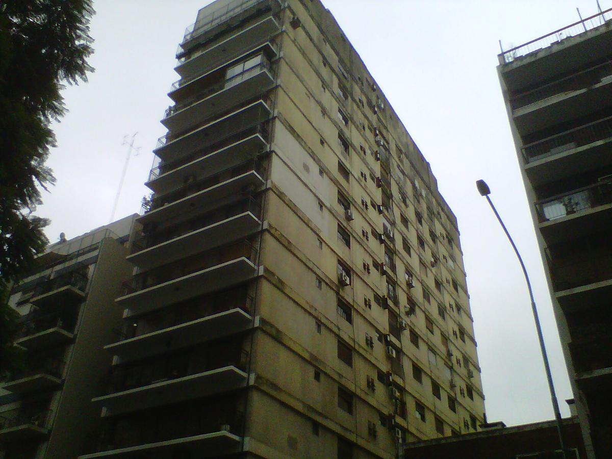Foto Departamento en Alquiler |  en  Belgrano Barrancas,  Belgrano  Av. Luis M. Campos al 1200