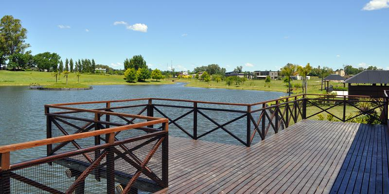 Foto Terreno en Venta en  Los Cardales,  Exaltacion De La Cruz  Chacras de la Reserva Lote 2da Etapa Laguna