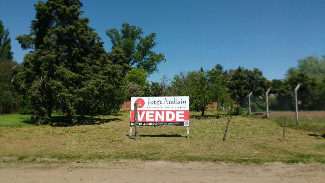 Foto Terreno en Venta en  General Pico,  Maraco  Calle 6 e/ 41 bis y 201