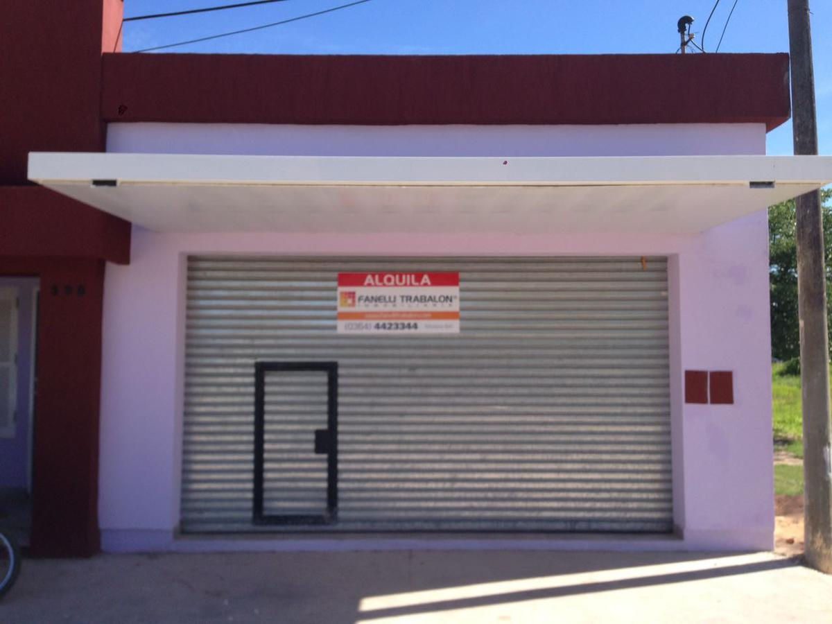 Foto Local en Alquiler en  Obrero,  Presidencia Roque Saenz Peña  Juan Bautista Alberdi 475