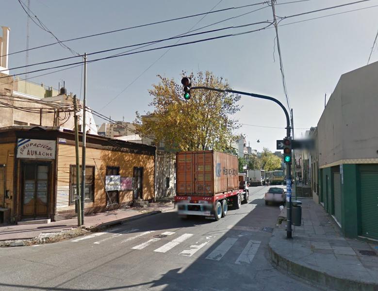 Foto Terreno en Venta en  Boca ,  Capital Federal  Necochea al 800