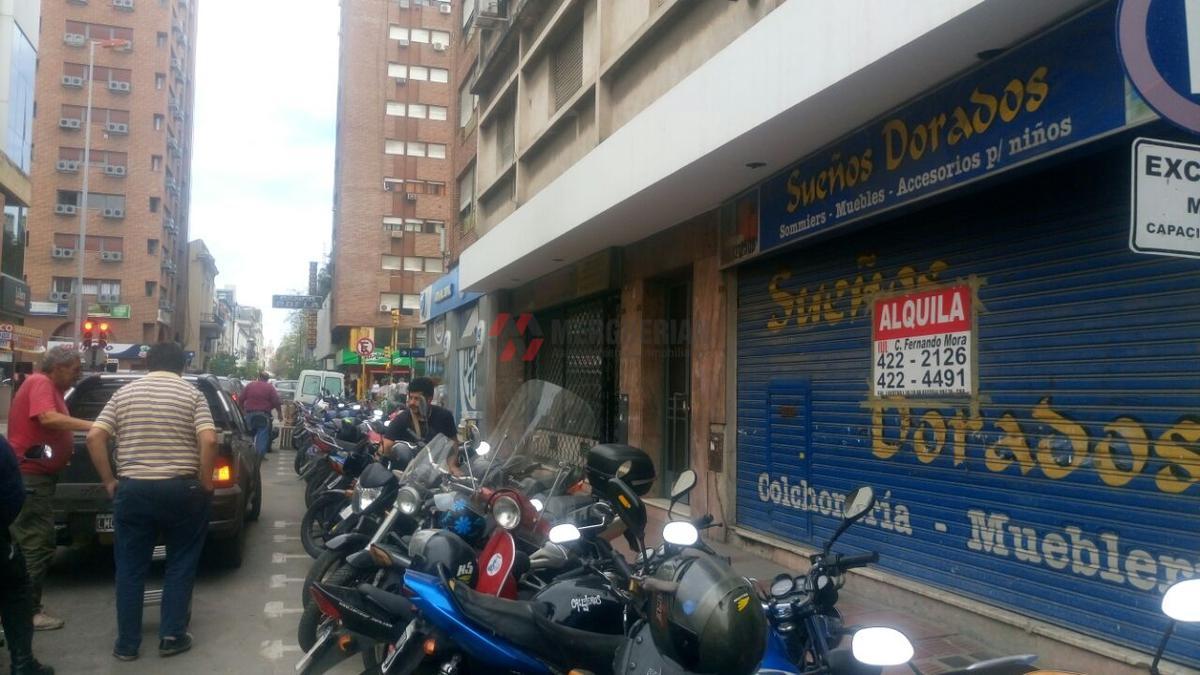 Foto Local en Alquiler en  Centro,  Cordoba  ROSARIO DE SANTA FE al 300