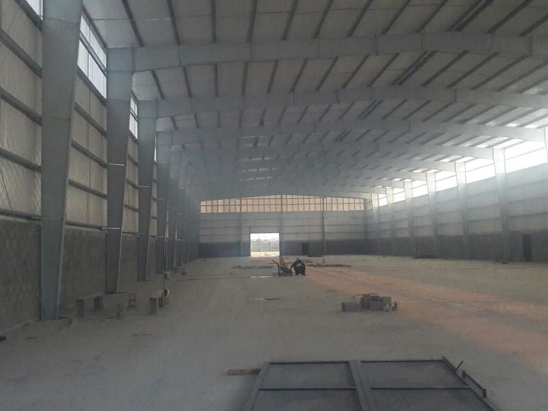 Foto Depósito en Alquiler en  Ezeiza,  Ezeiza  Polo Industrial Ezeiza Nave 3000m2 Alt 9m