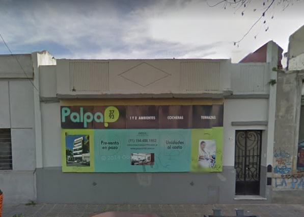 Foto Terreno en Venta en  Chacarita ,  Capital Federal  Palpa al 3700