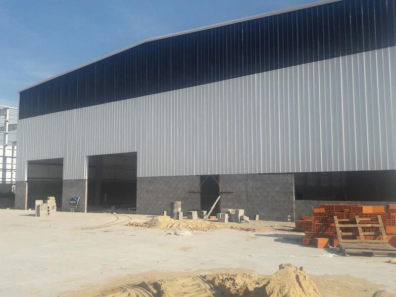 Foto Depósito en Alquiler en  Los Cardales,  Exaltacion De La Cruz  Parque Industrial Ruta 6 Lote 016  4942m2