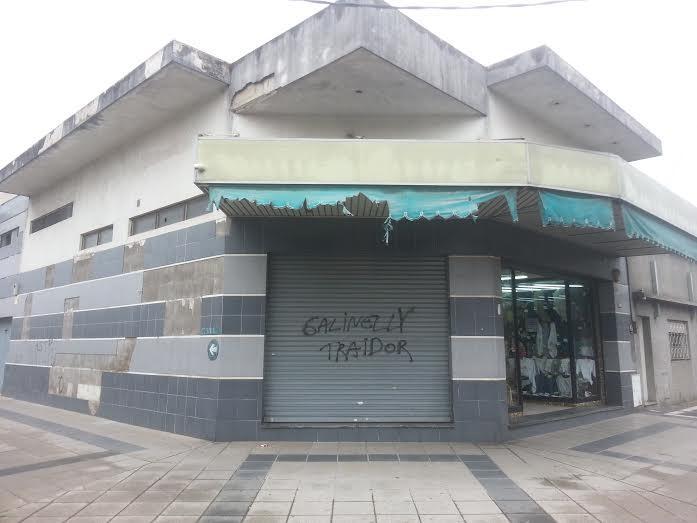 Foto Edificio Comercial en Venta en  Lanús Oeste,  Lanús  Av Coronel D'Elia al 2000