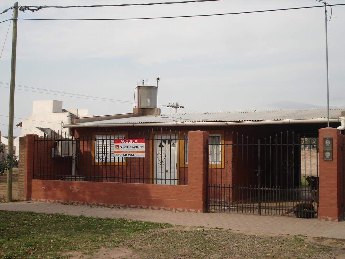 Foto Casa en Alquiler en  Puigbo,  Presidencia Roque Saenz Peña  45 e/ 18 y 18 bis