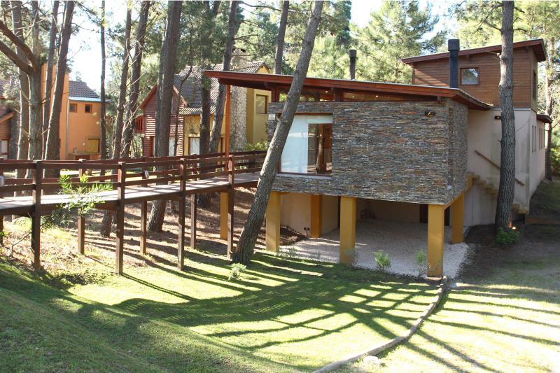 Foto Casa en Alquiler temporario en  Mar De Las Pampas ,  Costa Atlantica  Entre Casas