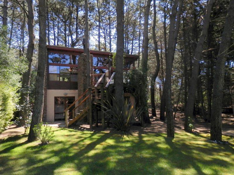 Foto Casa en Alquiler temporario en  Mar De Las Pampas ,  Costa Atlantica  Juvalen del Bosque