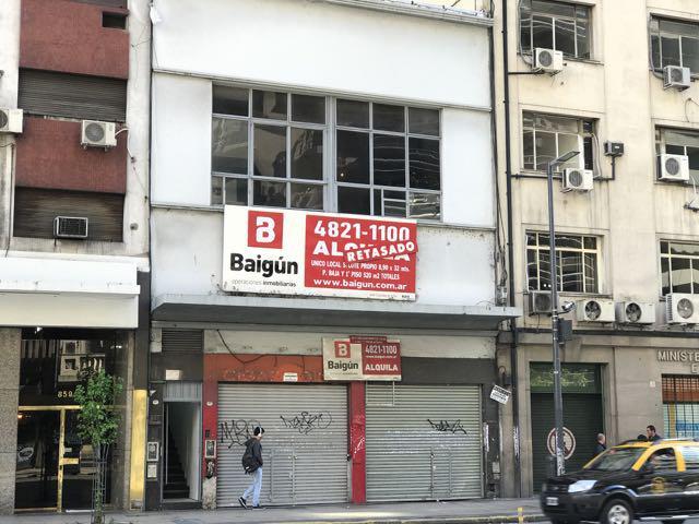 Foto Local en Alquiler en  Retiro,  Centro  Av. Cordoba 800