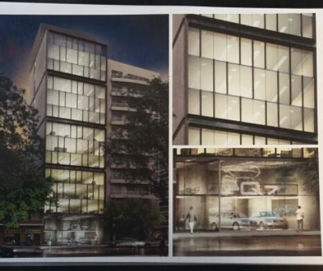 Foto Edificio Comercial en Alquiler en  Las Cañitas,  Palermo  Av. Luis María Campos al 800