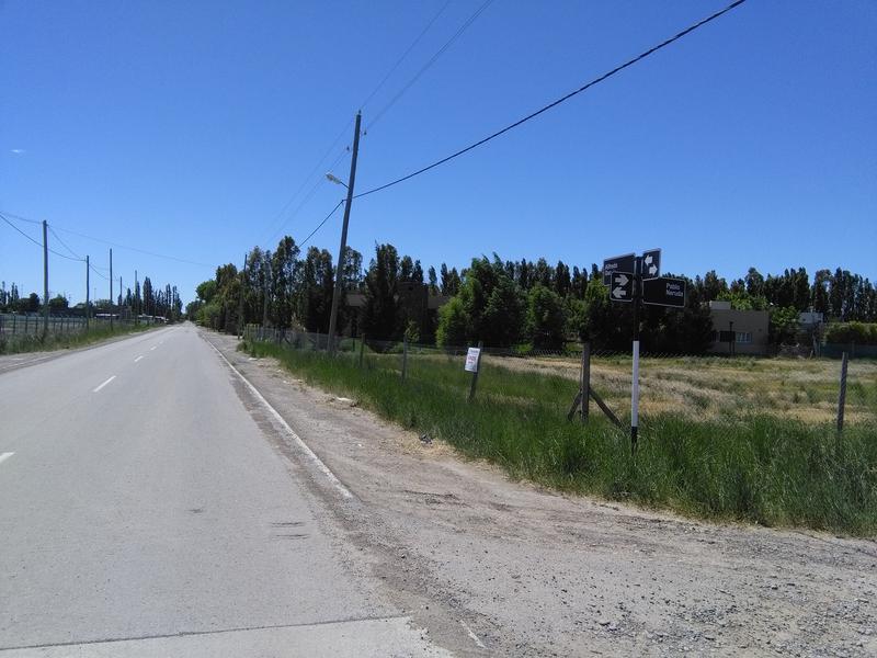 Foto Terreno en Venta en  Trelew ,  Chubut  Barrio Los Teros