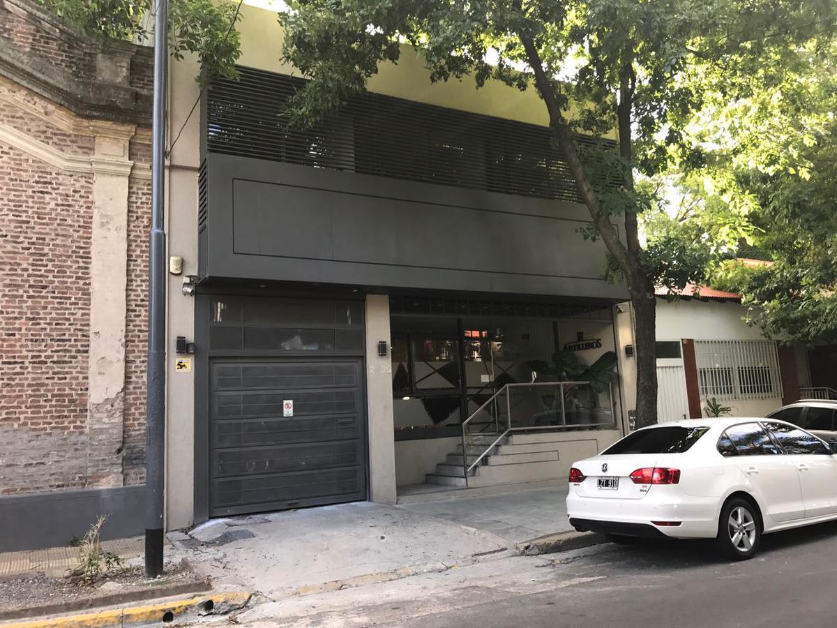 Foto Oficina en Alquiler en  Belgrano ,  Capital Federal  Artilleros al 2400
