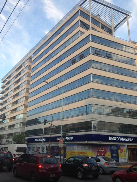 Foto Oficina en Venta en  Palermo ,  Capital Federal  JORGE NEWBWRY 3462 4 PISO