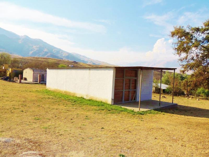 Foto Casa en Venta en  Tafi Del Valle ,  Tucumán  Venta terreno y Casa en obra y galpón. Zona: La Ovejería