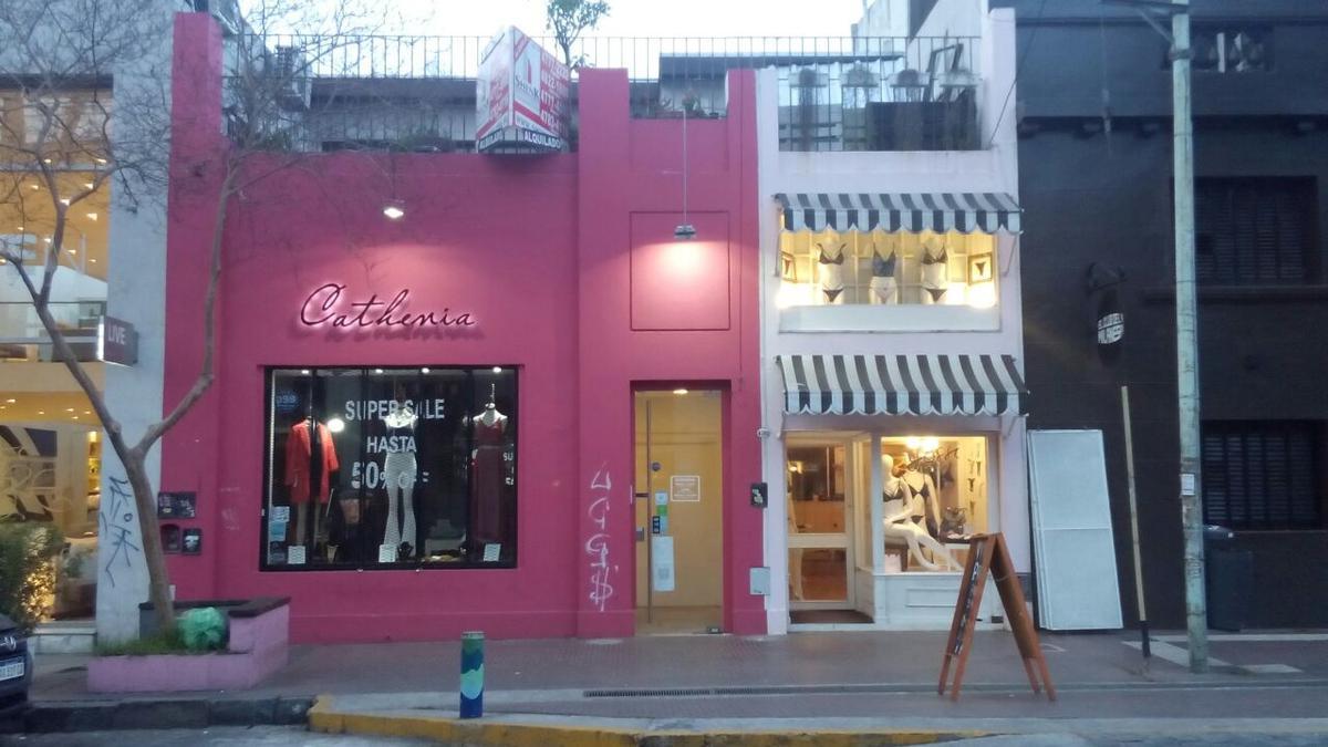 Foto Local en Alquiler en  Palermo ,  Capital Federal  Costa Rica al 4700