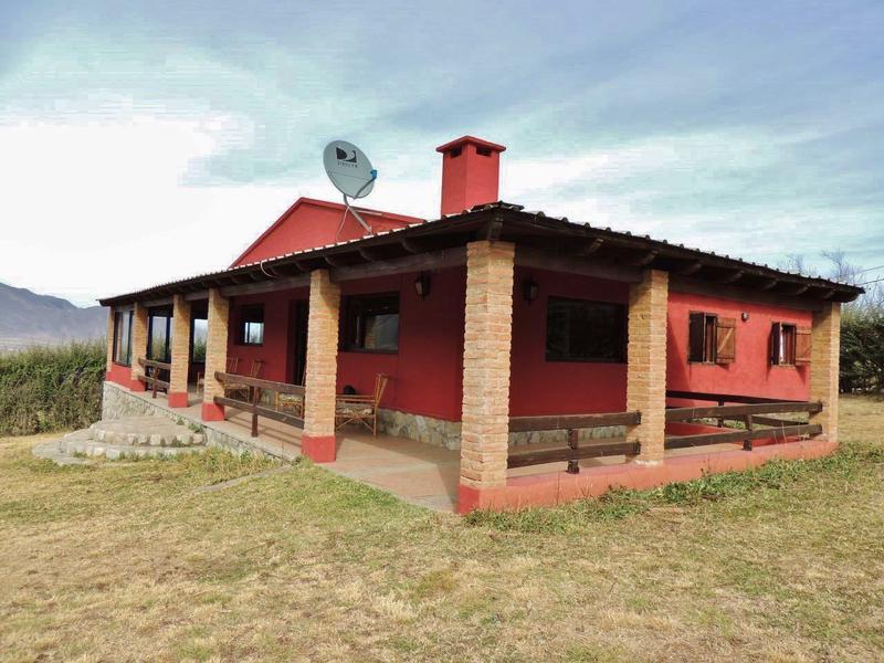 Foto Casa en Alquiler temporario en  Tafi Del Valle ,  Tucumán  Casa en alquiler temporario, Barrio Lambedero - 10 personas