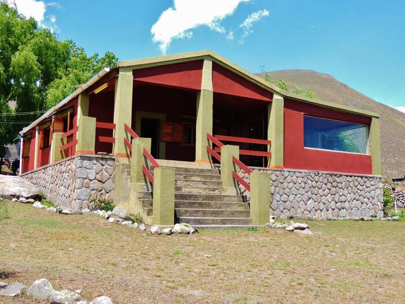 Foto Casa en Venta en  Tafi Del Valle ,  Tucumán   3 dormitorios 2 baños, cochera, asador, hogar a leña, Zona: Costa 1 PERMUTA POR PROPIEDAD EN S. MIGUEL, O VEHÍCULO