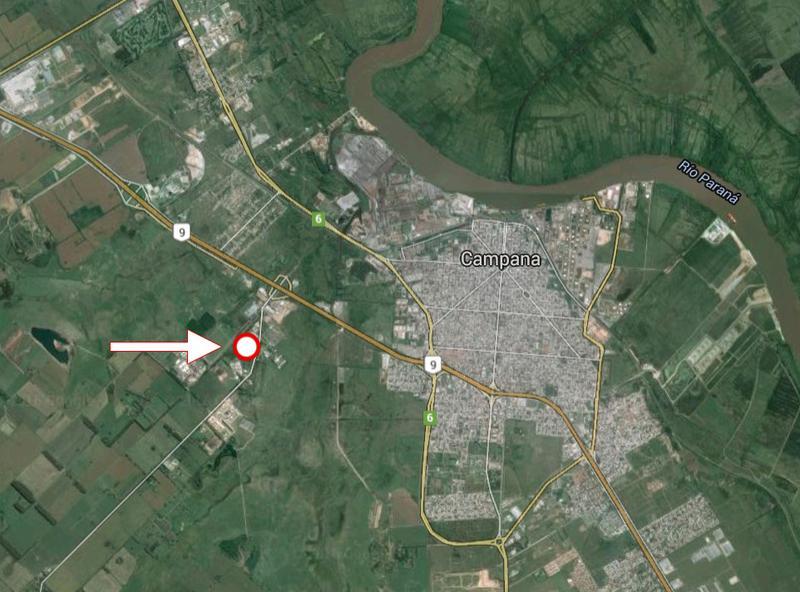 Foto Depósito en Alquiler en  Campana,  Campana  Camino Provincial 14 Morejon