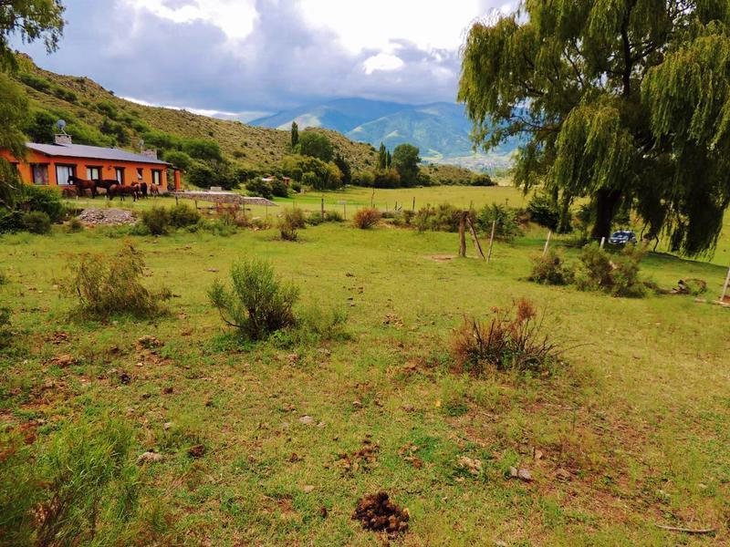 Foto Terreno en Venta en  Tafi Del Valle ,  Tucumán  2600m2 Zona Ojo de Agua, vista al río