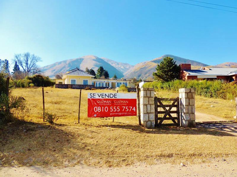 Foto Casa en Venta en  Tafi Del Valle ,  Tucumán  Apta para emprendimiento comercial. Zona: La Quebradita