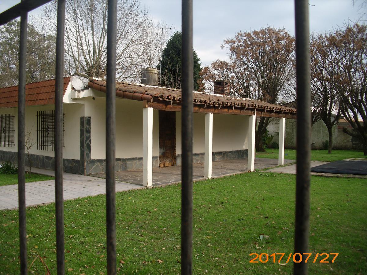 Foto Casa en Venta en  General Rodriguez,  General Rodriguez  Laguna Pucu e/ Laguna Cortes y Laguna Colorada