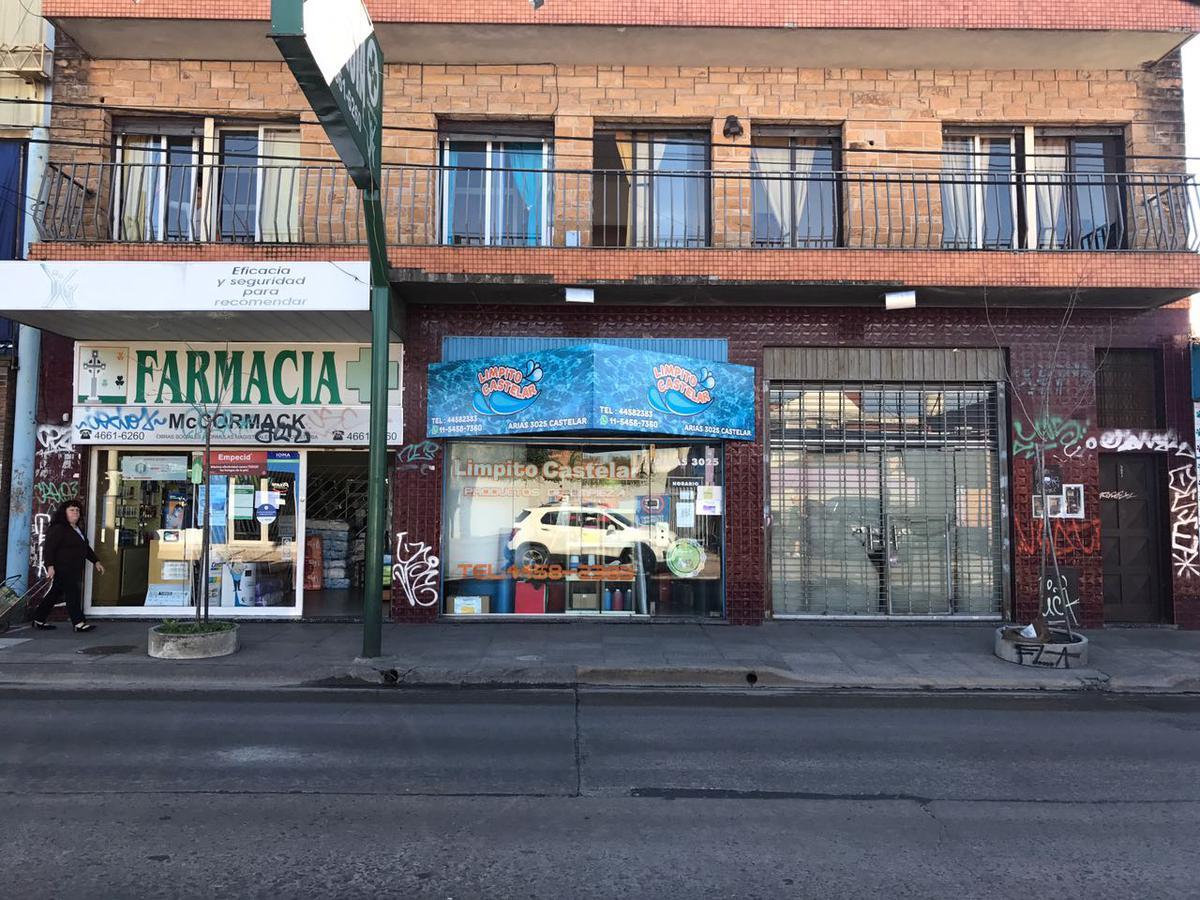 Foto Local en Alquiler en  Castelar,  Moron  ARIAS entre ARRECIFES y PEHUAJO
