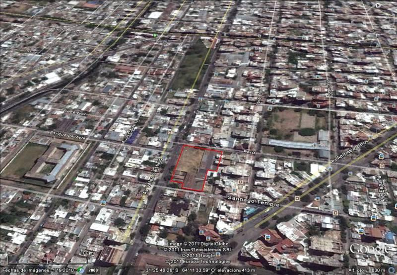 Foto Terreno en Venta en  Nueva Cordoba,  Capital  Av.Velez Sarsfield al 1300
