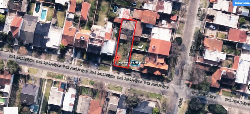 Foto Terreno en Venta en  Villa Ariza,  Ituzaingo  Gral. Jose Artigas 500