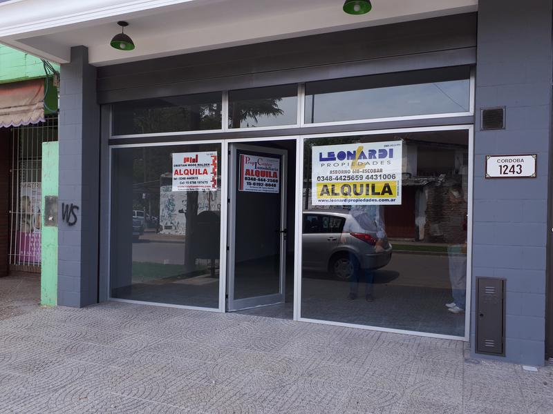 Foto Local en Alquiler en  Centro,  Ingeniero Maschwitz  Cordoba al 1200