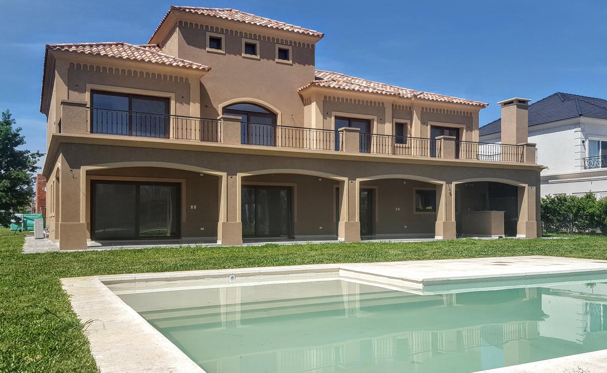 Foto Casa en Venta en  La Lomada De Pilar,  Countries/B.Cerrado  La Lomada de Pilar al 600
