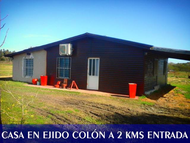 Foto Casa en Venta en  Ejido Colon,  Colon  Ejido Colón pasando Colinas