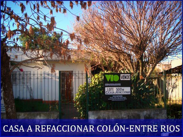 Foto Casa en Venta en  Colon ,  Entre Rios  Vieytes entre Moreno y Noailles