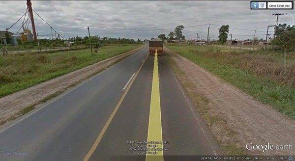 Foto Terreno en Venta en  Presidencia Roque Saenz Peña,  Comandante Fernandez  Ruta 16 km 182
