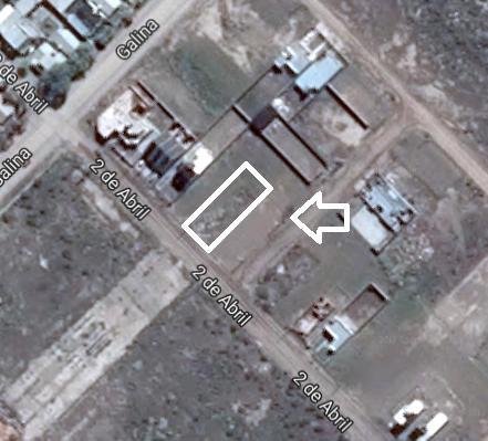 Foto Terreno en Venta en  Trelew ,  Chubut  2 de Abril