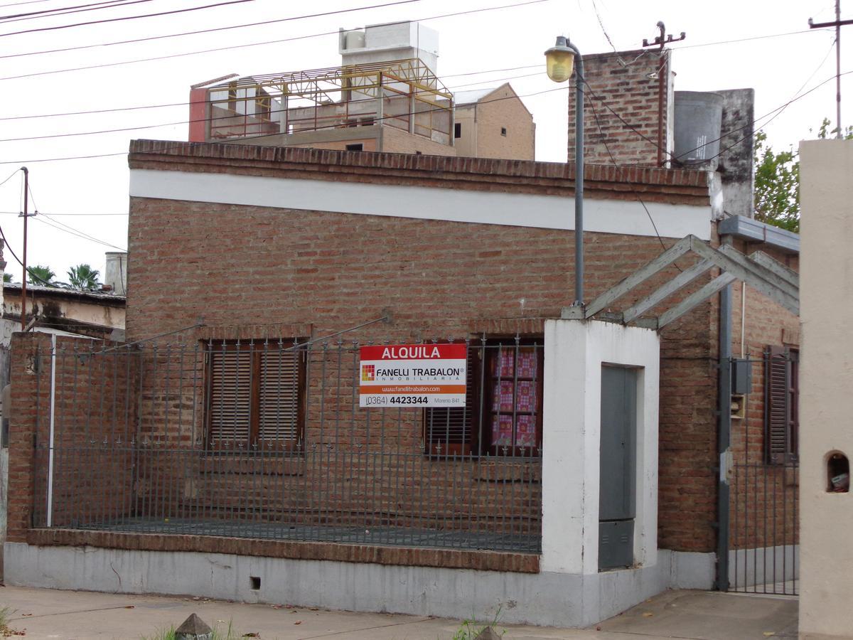 Foto Departamento en Alquiler en  Ensanche Sur,  Presidencia Roque Saenz Peña  Lavalle al 600