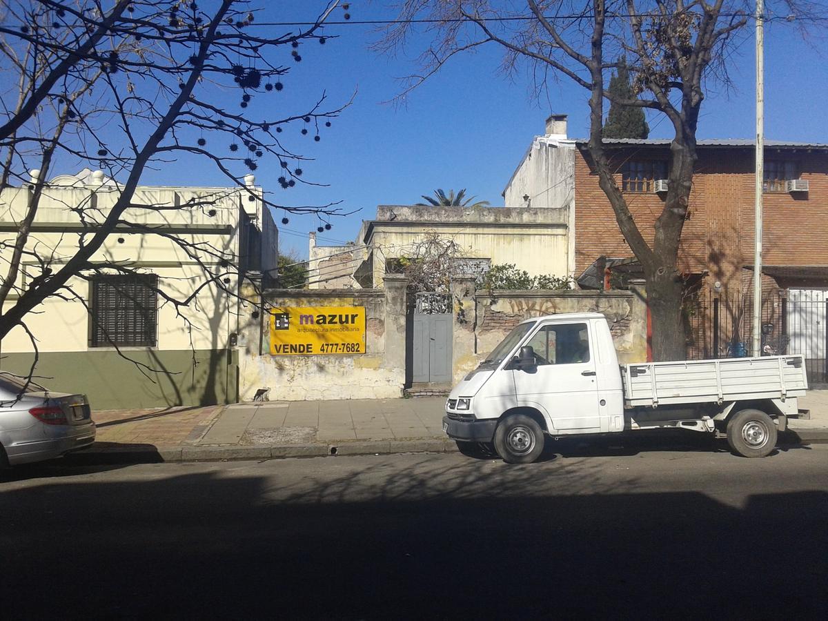 Foto Terreno en Venta en  Villa Urquiza ,  Capital Federal  Manuela Pedraza al 5800