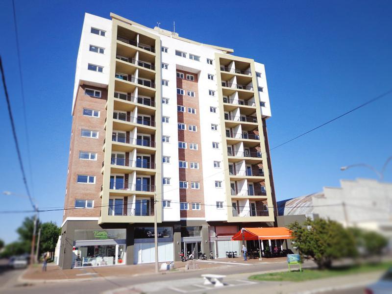 Foto Departamento en Alquiler en  Centro,  General Pico  Av. esq. 5 - Edificio Avenida