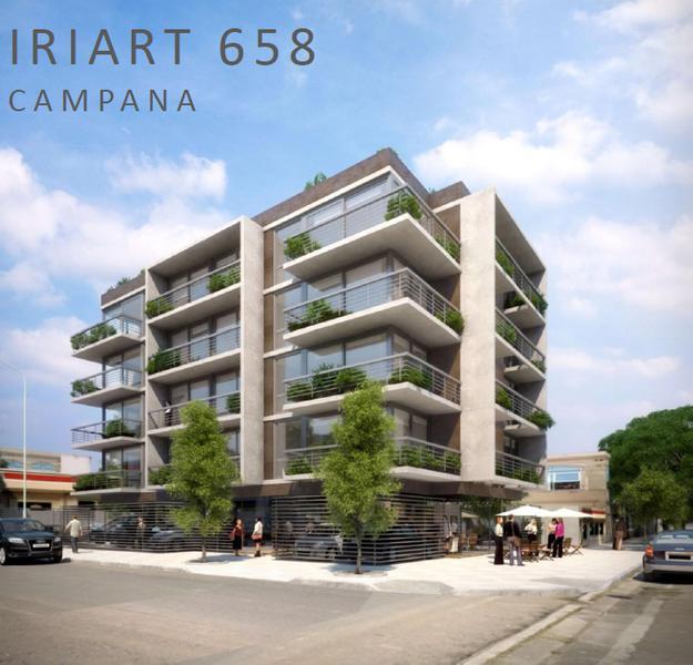 Foto Departamento en Venta en  Centro (Campana),  Campana  Iriart al 600 Edificio Solares I