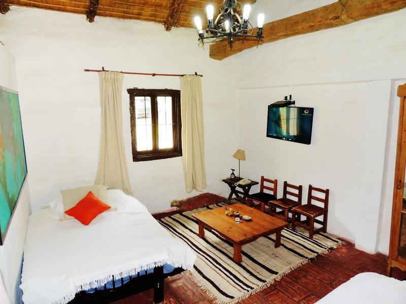 Foto Casa en Alquiler temporario en  Tafi Del Valle ,  Tucumán  Complejo turístico Centro, sobre avenida Perón, Tafí del Valle