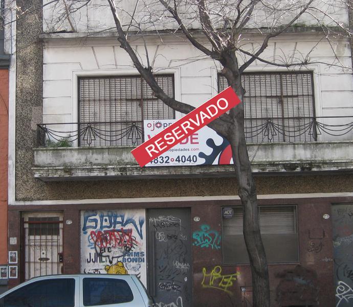 Foto Terreno en Venta en  Palermo Soho,  Palermo  GURRUCHAGA entre VEGA, NICETO, CNEL. y CORDOBA, AVDA.
